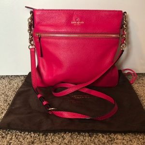 Never Used Kate Spade Cobble Hill Ellen Crossbody